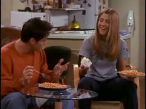 Les pâtes bolo de Joey – Friends