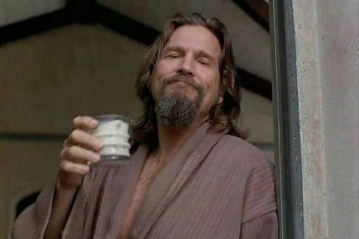 LE WHITE RUSSIAN – THE BIG LEBOWSKI