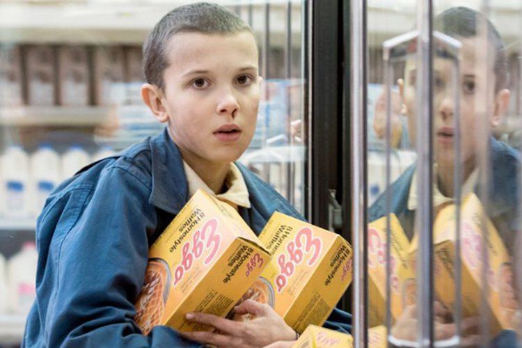 Les gaufres d'Eleven – Stranger things