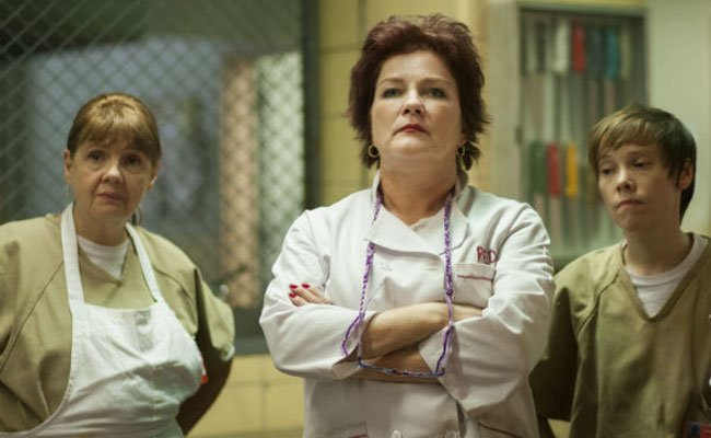 Le Vatrouchka de Red – Orange is the new black